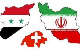 Iran, Switzerland urge immediate aid to Syria