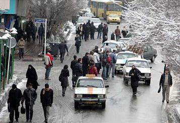تردد وسایل نقلیه در محورهای استان مرکزی 25 درصدکاهش یافت