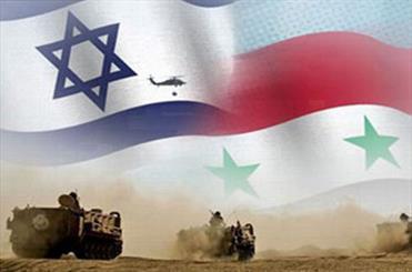 رژیم اسرائیل از جنگ در سوریه سود می برد