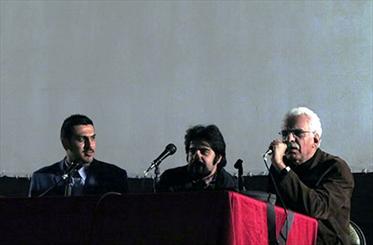 اعتراض پور احمد به وضعیت سینما سعدی شیراز/ حق تماشاگر صدا و تصویر واضح است