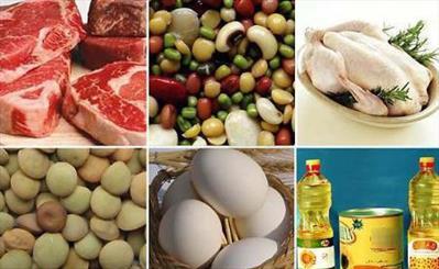 گزارش بانک مرکزی از قیمت موادغذایی/ 5 گروه خوراکی گران شد