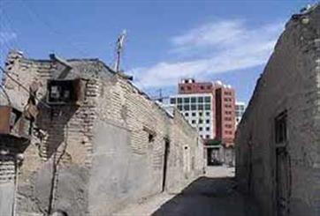 تنها 10 درصد از بافتهای شهری مازندران ساماندهی شده است