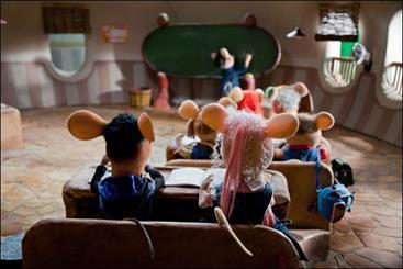 قطار «شهر موشها» به سینما «کوروش» میرود/ امکان ایجاد سرگروهی فیلم کودک