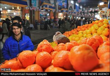 نرخ میوه و سبزیجات در میادین شهر تهران کاهش یافت