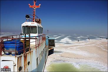 حقآبه تامین شود برای رسیدن به تراز اکولوژیکی دریاچه ارومیه 20 سال زمان نیاز است