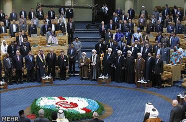 نهمین کنفرانس بین المجالس اسلامی آغاز به کار کرد/ جزئیات برنامه دو روزه اجلاس تهران
