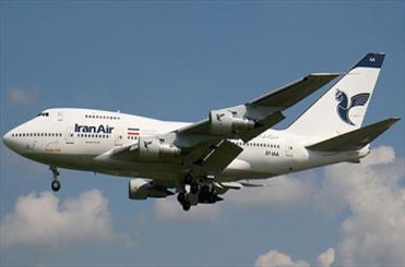 افزایش۷۰درصدی پروازهای عبوری ازآسمان ایران/امنیت آسمان کشوربالاست