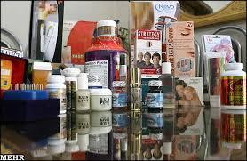 ۵۰ درصد بازار لوازم آرایشی قاچاق است/برچسب کالاهای تقلبی