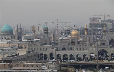 هشدار کارشناسان بهداشت هوا/ رانندگی های تک نفره آسمان مشهد را تیره کرد