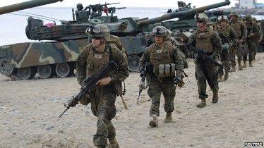 امریکہ، جاپان اور فرانس کا مشترکہ جنگی مشقوں کا فیصلہ