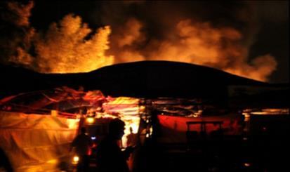 آتشسوزی در نوشهر جان 4 نفر را گرفت/ احتمال درگذشت یک مجری تلویزیون