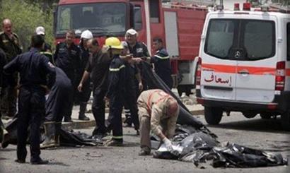 بازداشت سرکرده داعش در استان بابل/26 کشته و زخمی در 3 انفجار بابل