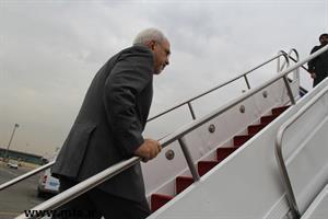 ظریف به مسکو رفت