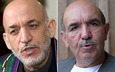 برادر حامد کرزای رسماً از انتخابات ریاست جمهوری کناره گیری کرد