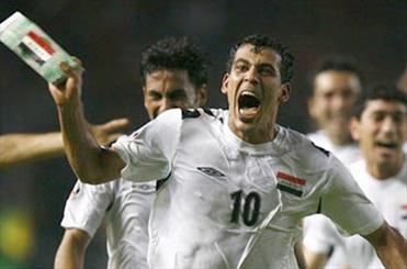 صعود عراق و چین و حذف لبنان به خاطر یک گل/امارات بالاتر از ایران قرار گرفت