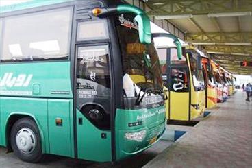 برپایی سفره هفت سین در پایانه های مسافربری پایتخت/کنترل ایمنی اتوبوس های مسافربری