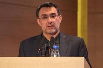 علی همتی مدیر کل صنعت ، معدن و تجارت فارس