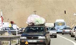 22 مجتمع رفاهی بین راهی به مسافران نوروزی به کرمانشاه خدمات می دهند