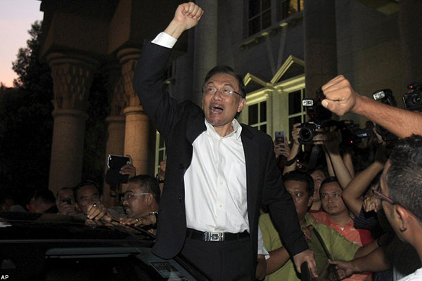 Anwar Ibrahim calls on Malaysian PM to take firm stance against US anti-Iran actions