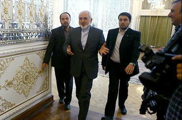 ظریف تشریح کرد: دستور کار مذاکرات ایران و 1+5 در وین