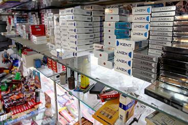 پشت پرده مافیای سیگار در ایران/خسارت 70 میلیاردی به نظام سلامت
