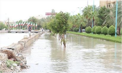 راه ارتباطی ۱۱ روستا در هرمزگان قطع شد/یک نفر جان باخت