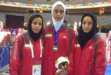 جدی و اصلانی سهمیه المپیک گرفتند/ کسب دو نقره توسط نمایندگان ایران
