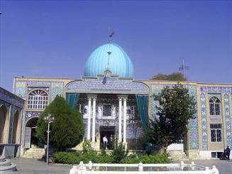 زیارتگاه چهار انبیا قزوین میزبان زائرانی از سه دین الهی