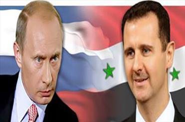 اسد پوتین
