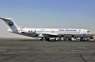 عدم انجام پروازهاي خارجي فرودگاه اروميه به دليل مشكلات شركت هواپيمايي