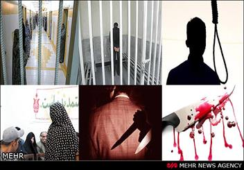 وقوع روزانه یک جنایت خانوادگی در کشور/ همسرکشی همچنان در صدر