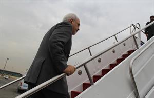 ظریف دوشنبه به اروپا سفر میکند