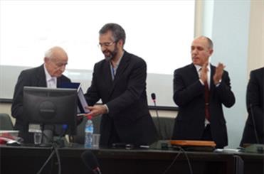 اولین جایزه ادبی سعدی به یک ایرانشناس داغستانی رسید
