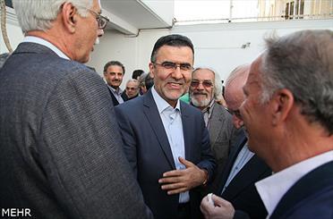 دیدار نوروزی اهالی سینما با  رئیس سازمان سینمایی/ توافق سینماگران برای انصراف از دریافت یارانه