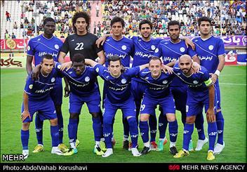 فهرست نهایی تیم فوتبال استقلال خوزستان اعلام شد