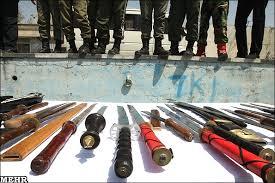 لایحه هفت ساله ممنوعیت حمل و فروش سلاح سرد هنوز مورد توجه مجلس قرار نگرفتهاست