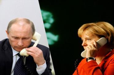 هشدار پوتین درباره آغاز جنگ داخلی در اوکراین