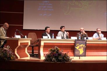حق شهر در چهارراه ولیعصر ادا شد