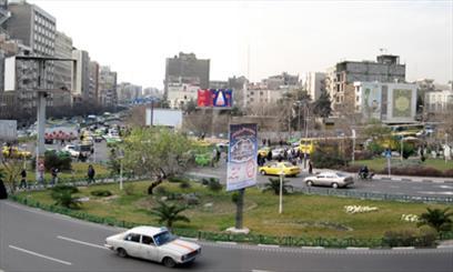 عبدالرضا گلپایگانی, شهرداری تهران, پروژه عمرانی