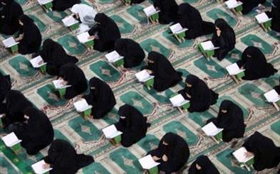 ۶۷۰۰ نفر در پانزدهمین آزمون سراسری قرآن خراسان جنوبی شرکت کردند