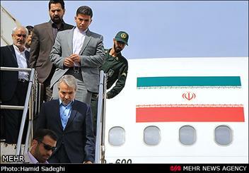 سفر معاون رئیس جمهور و رئیس سازمان برنامه و بودجه کشور به خوزستان