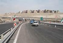 عملیات ایمن سازی اتوبان پاسداران تبریز به پایان رسید