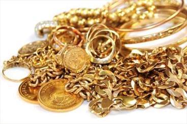 61 گرم طلای قاچاق در اراک کشف شد