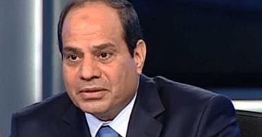 الرئيس المصري يؤكد على ضرورة المواجهة الشاملة للإرهاب