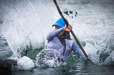 اردوی تیم ملی قایقرانی اسلالوم بانوان در شهر یاسوج آغاز شد