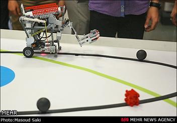 مسابقات رباتیک دانش آموزی