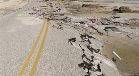 آخرین وضعیت راههای مناطق سیلزده سیستان