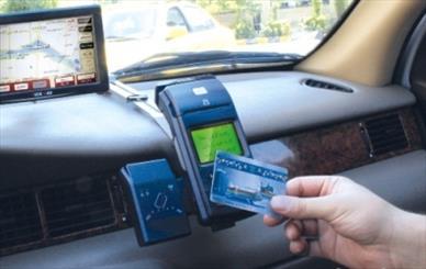 تاکسی های درون شهری کرمانشاه به دستگاه های کارتخوان الکترونیکی مجهز می شود
