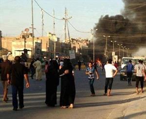 تفجيرانتحاري في الكاظمية شمالي بغداد يوقع اكثر من 20 قتيلا وجريحا