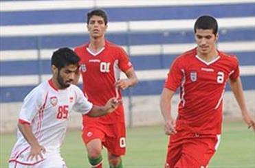 پیروزی تیم فوتبال جوانان ایران برابر امارات با گلزنی عزتاللهی